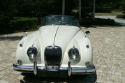 1960 Jaguar XK150Roadster