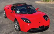 2010 Tesla Roadster Base Convertible 2-Door
