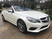 2014 Mercedes-Benz E-Class P1 Premium and Sport Pkg with Navi